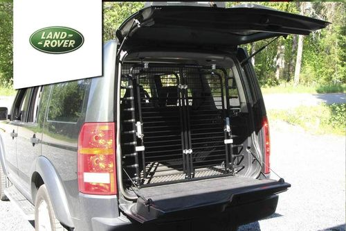 Dog gate Land Rover