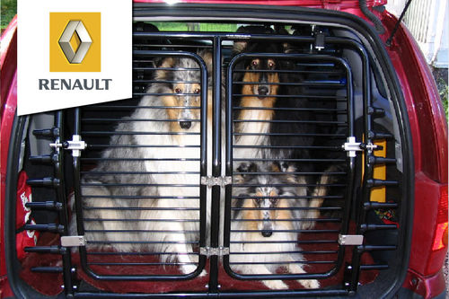 Dog gate Renault