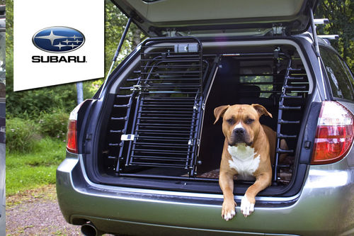 Dog gate Subaru