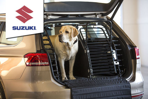 Dog gate Suzuki